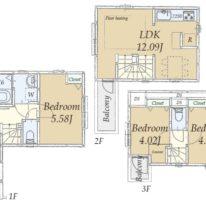 FrontierCourt池上8【フリープラン】理想の一戸建てを池上の閑静な住宅地で叶える