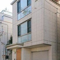 品川区平塚のヘーベルハウス、戸越銀座商店街至近