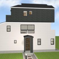 狛江4分のデザイナー住宅~インテリアプランナーによる家具付き新築戸建