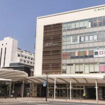 駅ビルも出来て利便性も向上、東中野駅までは12分(外観)