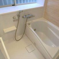浴室も新規交換(風呂)